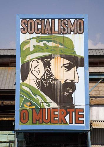 Socialism or Death