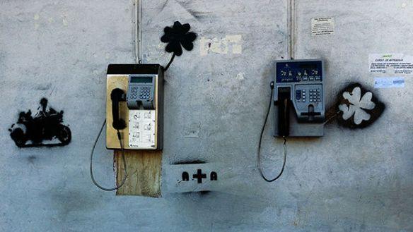 Public telephones in Cuba (Silvia Corbelle)